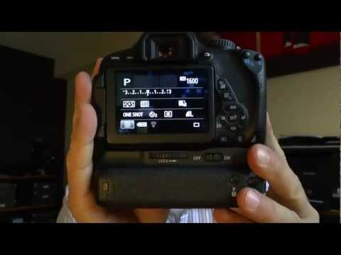 Canon EOS 650D / Rebel T4i - My Review (English Version)