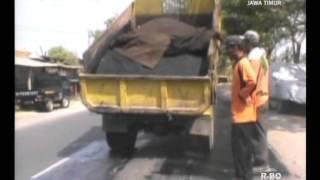 <span>Perbaikan Jalan Antar Propinsi Tambal Sulam</span>