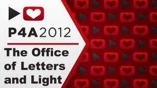 Project for Awesome 2012- The Office of Letters and Light