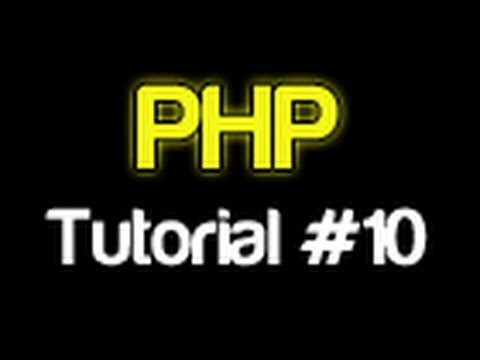 PHP Tutorial 10 - Else and ElseIf Statements (PHP For Beginners)