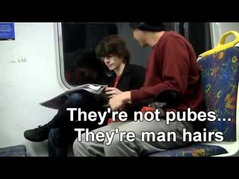 Janoskians Awkward Train Situations -Ab69EgmQsDc