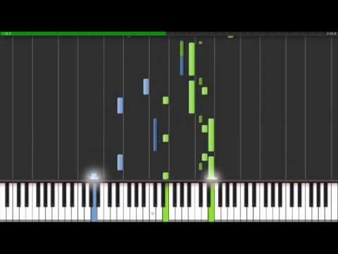 Yiruma - River flows in you Piano Tutorial  (Synthesia + Sheets + MIDI)