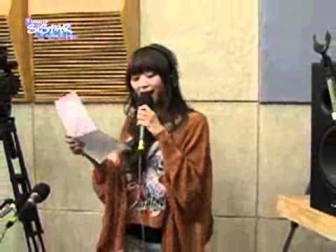 [Radio] 110930 SISTAR Hyorin - Best Thing I Never Had (Beyonce Cover) @ Kiss The Radio