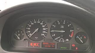 Двигатель (ДВС) BMW 5 E39 (1995-2003) Артикул 53214090 - Видео