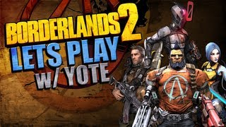 BORDERLANDS 2 LETS PLAY   Ep 1: And so it has begun...BORDERLANDS 2 LETS PLAY   Ep 1: And so it has begun...