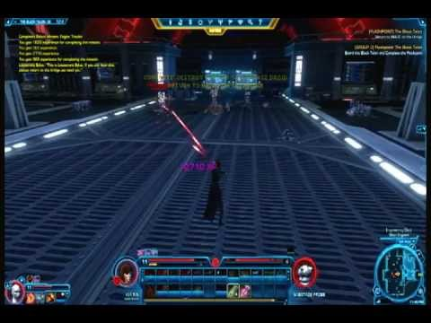 SWTOR - Solo Black Talon