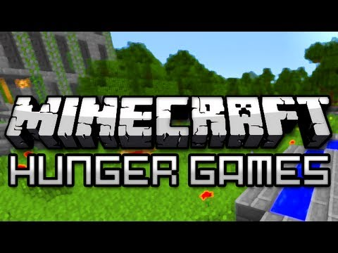 Minecraft: Hunger Games Survival w/ CaptainSparklez - Super Geared Out