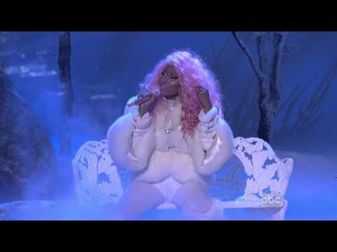 Nicki Minaj - Freedom (American Music Awards 2012) HD