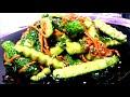 Фрагмент с конца видео Огурцы По-Корейски Нереально Вкусно и Просто! Суперская Закуска из Огурцов!