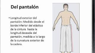 Como hacer pantalones de hombre a la medida en http://Patronesderopa.com