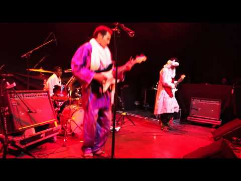 Bombino in Paris