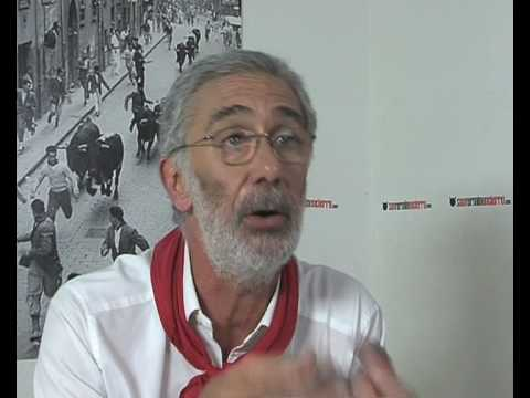 Entrevista a Javier Solano - sanferminencierro.com