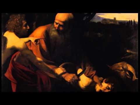 Il Sacrificio di Isacco di Caravaggio Analizzato da Michelangelo Moggia