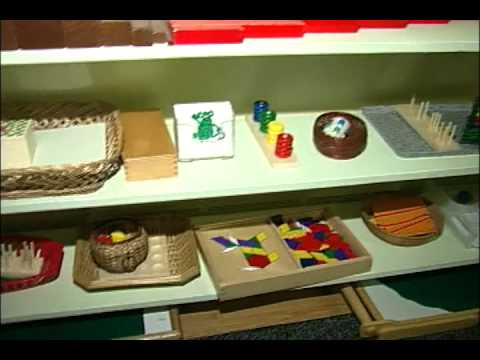 Montessori Methods & Activities : Montessori Methods for 3 to 5 Year Olds