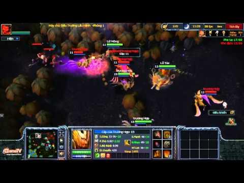 QĐTB I – GameTV vs 3Q Đẳng Cấp – 14-4-2013