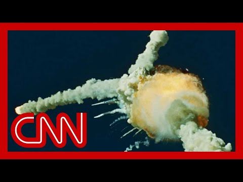 CNN: Challenger Disaster Live on CNN