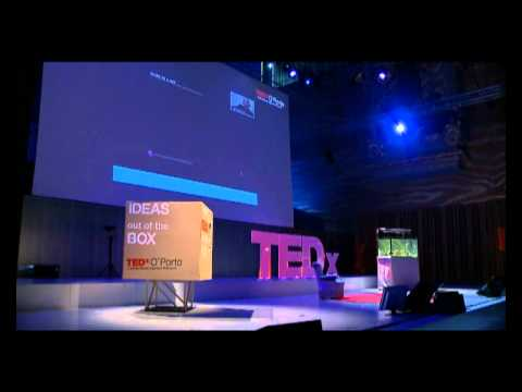 TEDxO-Porto - Peter Joseph - Arriving at a Ressource-Based Economy