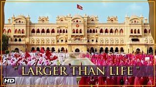 Prem Ratan Dhan Payo Larger Than Life