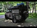 Внедорожный автодом Land Rover Defender из Франции