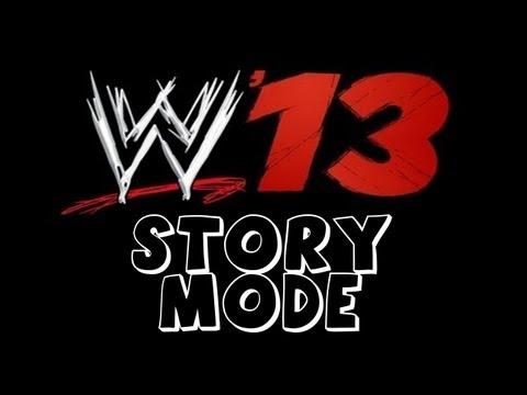 WWE 13 - Story Mode