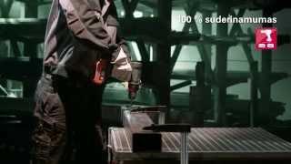 LiHD revoliucinė akumuliatorių technologija