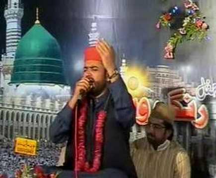 URDU NAAT(Naat Sarkar Ki Parhta Hon)AFZAL NOSHAHI.BY   Naat E Habib