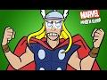 ЧТО ТАКОЕ ТОР: РАГНАРЁК? - Marvel Многа Букф