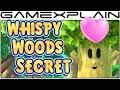 Befriending & Torching Whispy Woods SECRET in Kirby Star Allies (Easter Eggs)