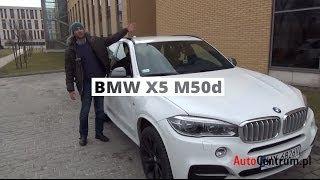 BMW X5 M50d 381 KM, 2013 - test AutoCentrum.pl