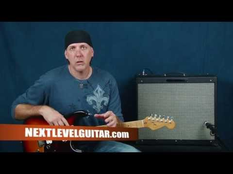 Lead guitar lesson intermediate advanced soloing devices playing over chord changes jazzy bluesy
