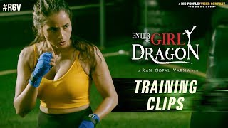 Enter The Girl Dragon Training Clips | Enter The Girl Dragon