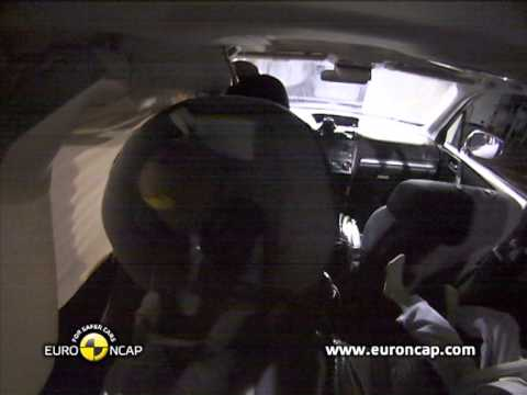 Euro NCAP | Subaru Forester | 2012 | Crash test