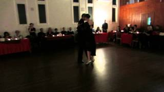 Tangueros Performance 4 - Gala Milonga May 25th 2013