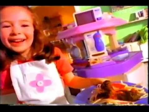 Fisher Price 'Talking Chef Kitchen' Commercial