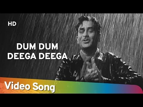 Dum Dum Diga Diga - Raj Kapoor - Chhalia - Mukesh- Kalyanji Anandji - Evergreen Hindi Songs