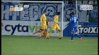 Ανόρθωση - ΑΠΟΕΛ 12/3/17 Playoffs 1η Αγωνιστική
