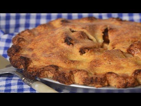 Apple Pie Recipe Demonstration - Joyofbaking.com