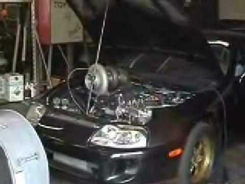 Toyota Supra 1200hp    http://vizeo.net/video/toyota-supra-1400hp-daaamn/1416812