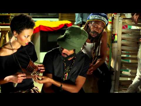 Protoje   Rasta Love ft  Ky Mani Marley(The Official Video)