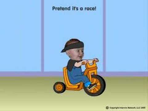 Biker Baby: Born to be Wild!