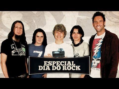 Cifra Club Ao vivo [Dia do Rock   Endorses NIG] - programa exibido em 13/07/2012
