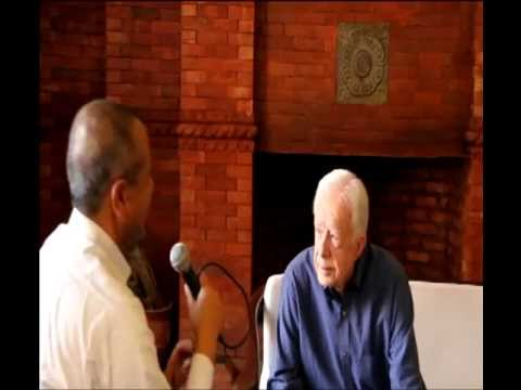 Interview With Jimmy Carter, Ex President USA