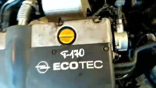 ДВС (Двигатель) Opel Vectra B Артикул 900050413 - Видео
