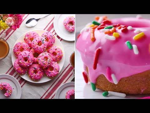 Easy Dessert Recipes   20+ Awesome DIY Homemade Recipe Ideas For A Weekend Party!
