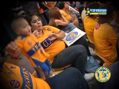 El Color de Tigres vs Jaguares 1-1 Apertura 2011 Multimedios TV [25/09/11]