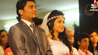 Watch Kavalan Actress Mithra Kurian Married William Francis Red Pix tv Kollywood News 28/Jan/2015 online