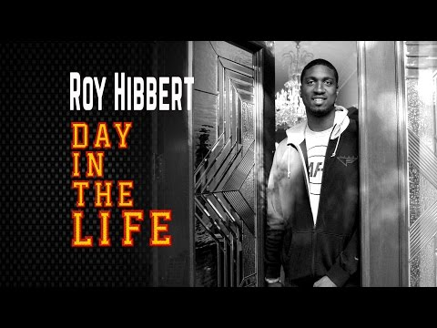 A Day in the Life of NBA All-Star Roy Hibbert
