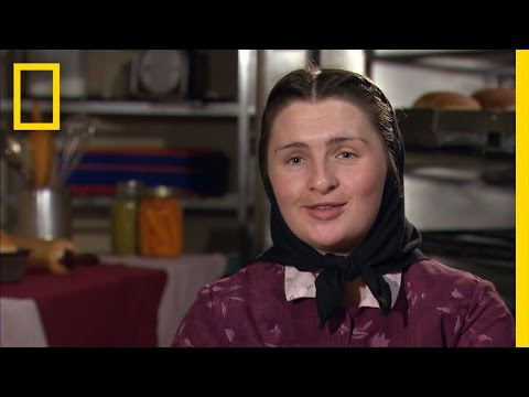 American Colony: Meet the Hutterites - Food Traditions