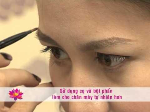 Cách vẽ lông mày đẹp và hợp với khuôn mặt mỗi người