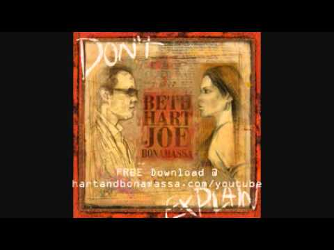 Beth Hart and Joe Bonamassa- I'd Rather Go Blind